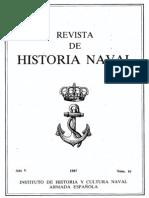 Revista de Historia Naval Nº16. Año 1987