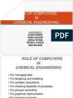 Uses of Computers