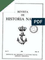 Revista de Historia Naval Nº20. Año 1988