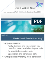 Multicore Programming in Haskell Now!