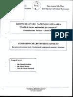 APAT - Comparto Calcestruzzo e Asfalti