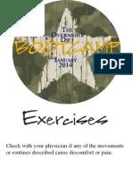 The Overnight Diet Bootcamp Exercises - Caroline Apovian, M.D.