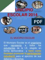 EXPOSICION CONCEJO ESCOLAR 2014