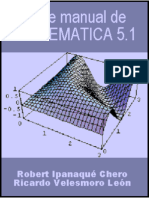 Breve Manual Mathematica