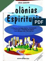 Lucia Loureiro - Colonias Espirituais