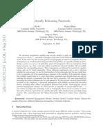 Carnegie Mellon Paper