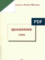 quaderno SISM 1999