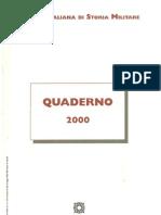 quaderno SISM 2000