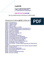 Sap Xi Pi 7.0 Certification Training