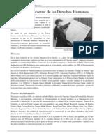Declaracion Universal de Los Derechos Humanos Onu Info