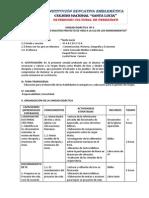 UNIDAD DIDÁCTICA  Nº 6  programacion cuarto 2013