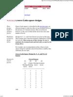 Graeco - Latin Square Designs-02