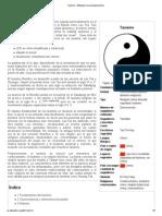 Taoísmo - Wikipedia, la enciclopedia libre