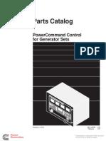 Partes Manual PCC3100 Paralelling