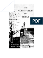 The Constitution of Things