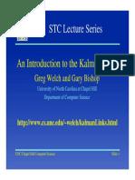 Kalman Intro Slides