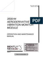 3500 44 Aeroderivative Monitor 129774-01 Rev D