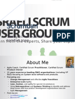 scrumban - taking scrum outside of its comfort zone