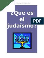 QUE ES EL JUDAISMO.pdf