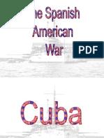 american imperialism - spanish american war