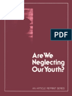 Are We Neglecting Our Youth (1976)