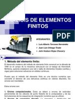ANÁLISIS DE ELEMENTOS FINITOS(diapositivas)