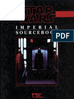 d6 Star Wars (2e) Imperial Source Book