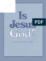 Is Jesus God (1974)