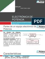 Electrónica De Potencia_ Exposición