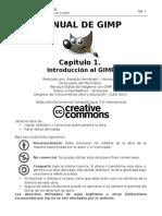 Manual de GIMP - Capitulo 1