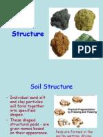 Soil Structure berbagai macam struktur tanah
