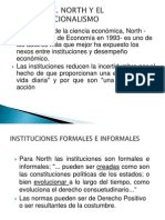 Douglass c. North y El Neoinstitucionalismo