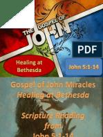 Gospel of John Miracles