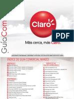 Guia Comercial Marzo 2011