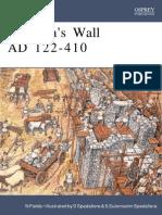 Hadrian's Wall (Osprey, Fortress #2)