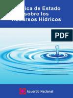 Politica de Recursos Hidricos 33