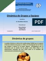 Presentación Dinamica Grupos y Equipos (marzo 2011)