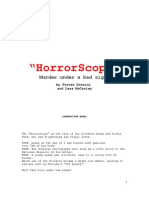 HorrorScope Murder's by S Donnini with L McCauley