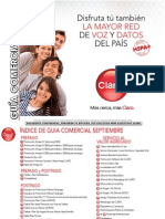 Guia Comercial Septiembre 2011