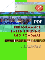Performance Based Building R&D Roadmap