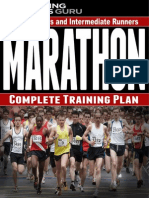 Running Shoes Guru Marathon Training
