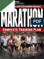 Running Shoes Guru Marathon Training