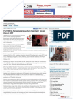 FAIT Minta Pertanggungjawaban Kemdagri Terkait Kisruh DPT