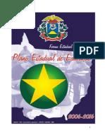 Plano estadual de educação - MT