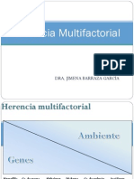 17 - Herencia Multifactorial