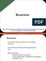 04 CSC335 Chapter10b(Recursion Part 1)