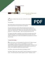 Módulo 6   Lineamientos para la Elaboración de Guiones