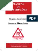 Manual+Stampcor+Plus+e+Stampcor+Junior