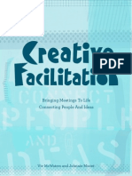 CreativeFacilitation by Viv Mcmaster and Johnnie Moore