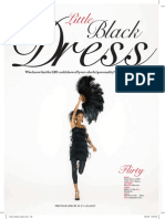 Moda Vestidos Negros. 8